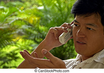 Phone Coversation