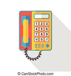 phone flat icon