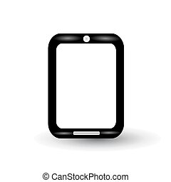 phone Icon. Vector illustration for your design.