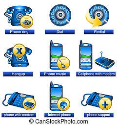 Phone Icons 2