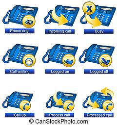Phone icons 4