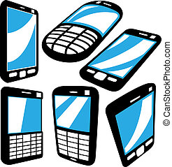 phone set vector