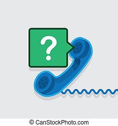 Phone Speech Bubble Question