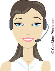 Phone support operator