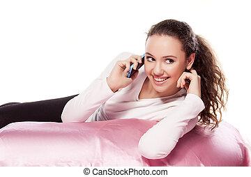 phone talk