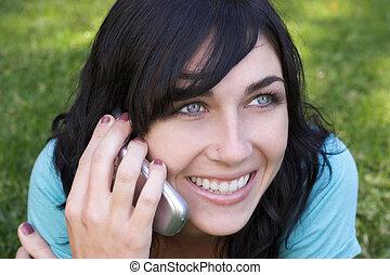 Phone Woman - Phone woman
