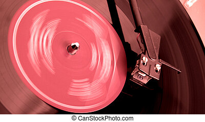 phonograph record,