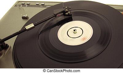 phonograph record,