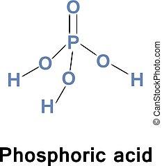 Phosphoric acid H3PO4. - Phosphoric acid is a mineral acid...