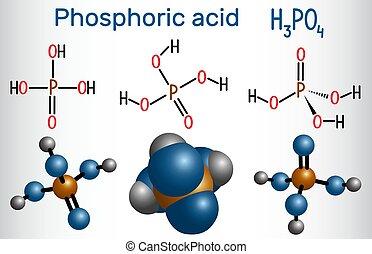 Phosphoric acid (orthophosphoric acid, H2PO4) is a mineral...