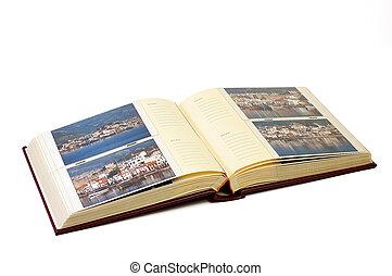 Photo album - Open photo album