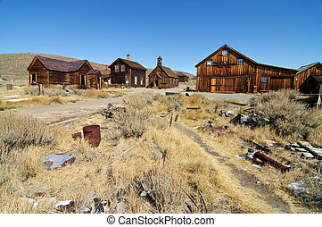 bodie national state park, ca, usa - photo at bodie national...