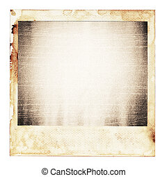 photo background - instant photo frame