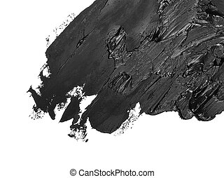 brush strokes oil paint - photo black grunge brush strokes...