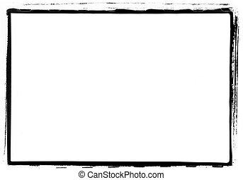 photo, bord, grunge