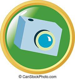 photo-camera button