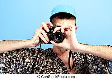 photo camera guy