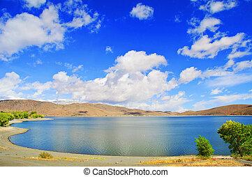 capture of breathtaking nature scenic landscape