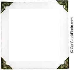 Photo Corners Frames