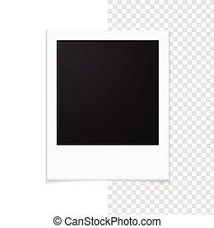Photo Frame. Vector