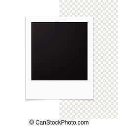 Photo Frame. Vector