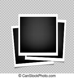 photo frames transparent background