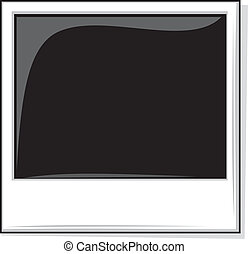 Photo Frames. Vector Illustration.