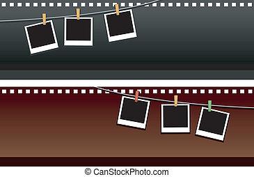 Photo Header - Header Illustration Featuring Photographs