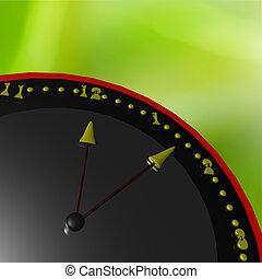 photo, horloge