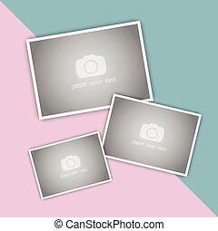 photo montage display background 2711 - Photo montage...