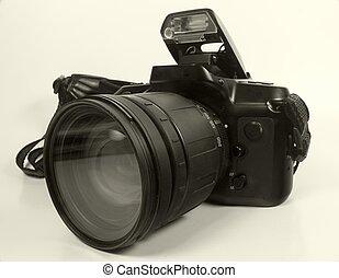 35mm SLR Camera - Photo of 35mm SLR Camera