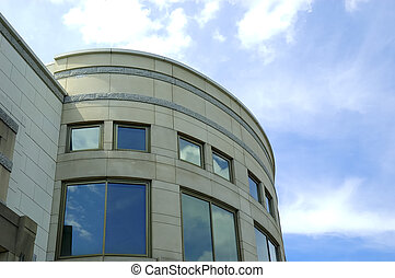 Photo of a Building Exterior.