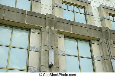 Building Exterior - Photo of a Building Exterior.