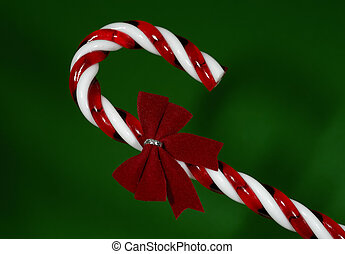 Candy Cane - Photo of a Candy Cane - Christmas Related...