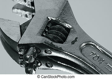 Photo of a Crescent Wrench