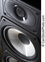 Speaker - Photo of a Free Standing Speaker