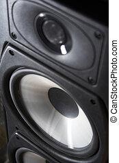 Speaker - Photo of a Free Standing Speaker