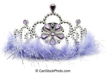 Crown - Photo of a Glamorous Jewel Beauty Pageant Crown