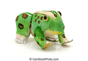 Handcrafted Frog