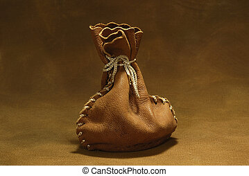 Leather Sack