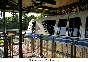 Monorail - Photo of a Monorail