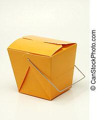 Orange Carton