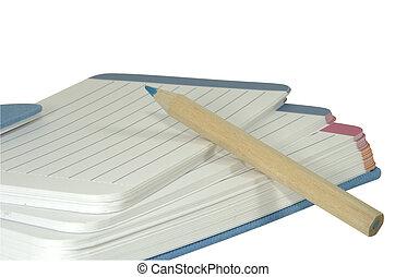 Pad and Pencil