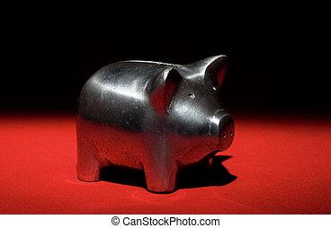 Piggy Bank - Photo of a Piggy Bank
