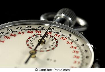 Stopwatch - Photo of a Stopwatch