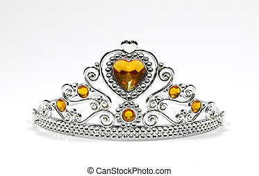 Tiara - Photo of a Tiara With Jewels - Crown - Beauty...