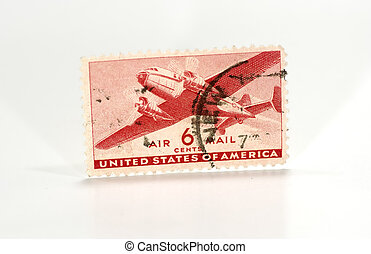 Stamp - Photo of a US Postage Stamp