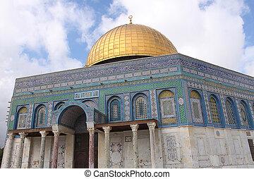 Photo of Al-Aqsa Mosque in Jerusalem - Israel