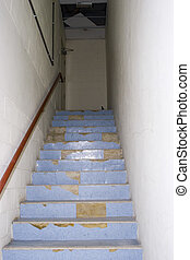 Old Stairway - Photo of an Old Stairway
