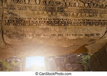 photo of ancient theatre